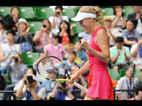 Caroline Wozniacki season highlights