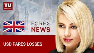InstaForex tv news: Early North American trade on 02.11.2018: EUR, USD, CAD
