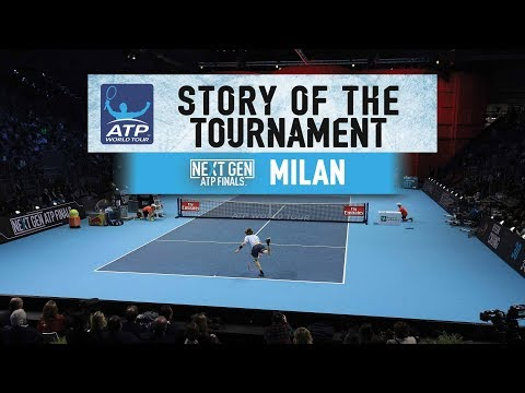 Story of the Inaugural Next Gen ATP Finals 2017