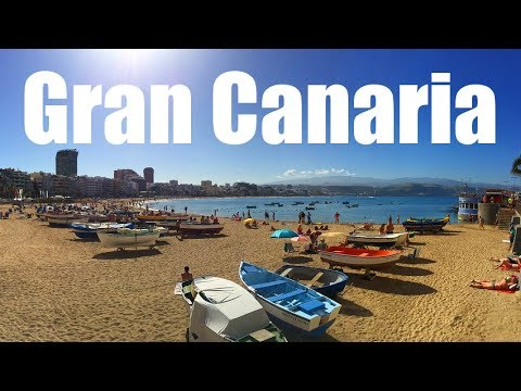 One Day on the CANARY ISLANDS: Exploring Gran Canaria
