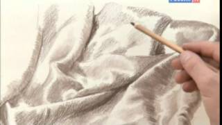 Андрияка С.Н. Уроки рисования 6. Драпировка.mp4