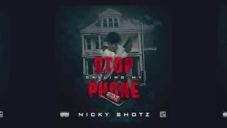 Nicky Shotz - Stop Calling My Phone Music Video (360% Visual)