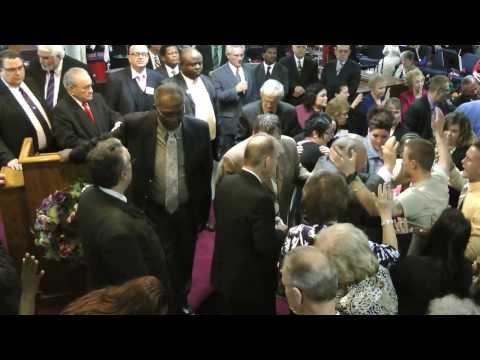 Altar Service, Saturday 7pm 3-1-2014 Convention, Bradenton Gospel Tabernacle