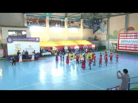 Школьная лига 2021: Гандбол/финал, Қызылорда