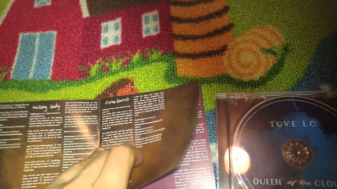 Tove lo queen of the clouds blueprint unboxing youtube malvernweather Gallery