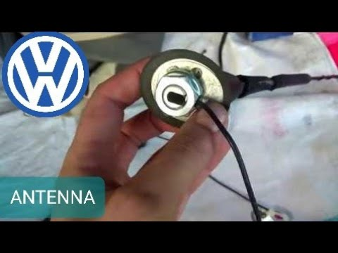 Golf 5 Antenna - Плохо ловит Радио