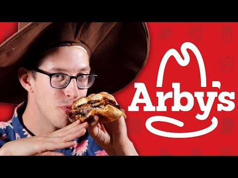 Keith Eats Everything At Arby's