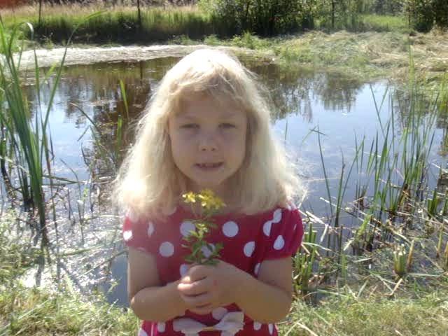 Изображение предпросмотра прочтения – ДианаЖаббарова читает произведение «Летняя песенка» Т.М.Белозёрова