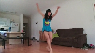 ShutUpAndSillyDance While Waiting for Potstickers To Boil