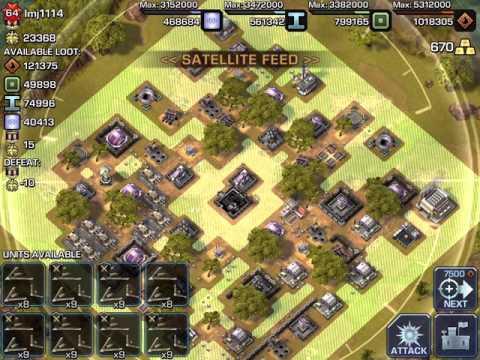 Empires & Allies - Level 20 Drone Attacks