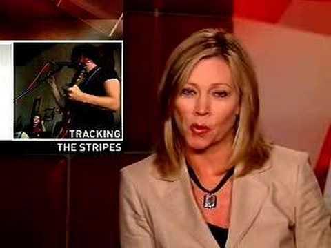 White Stripes - Halifax Secret Show - CBC Canada News Clip