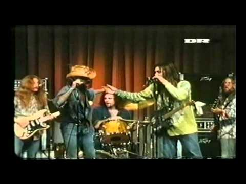 """Dr Hook And The Medicine Show -  """"Bullfrog""""  Live From Denmark 1974"""
