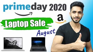 Amazon Prime Day Laptop Sale August 2020 🔥 || Prime Day Best Laptop Deals