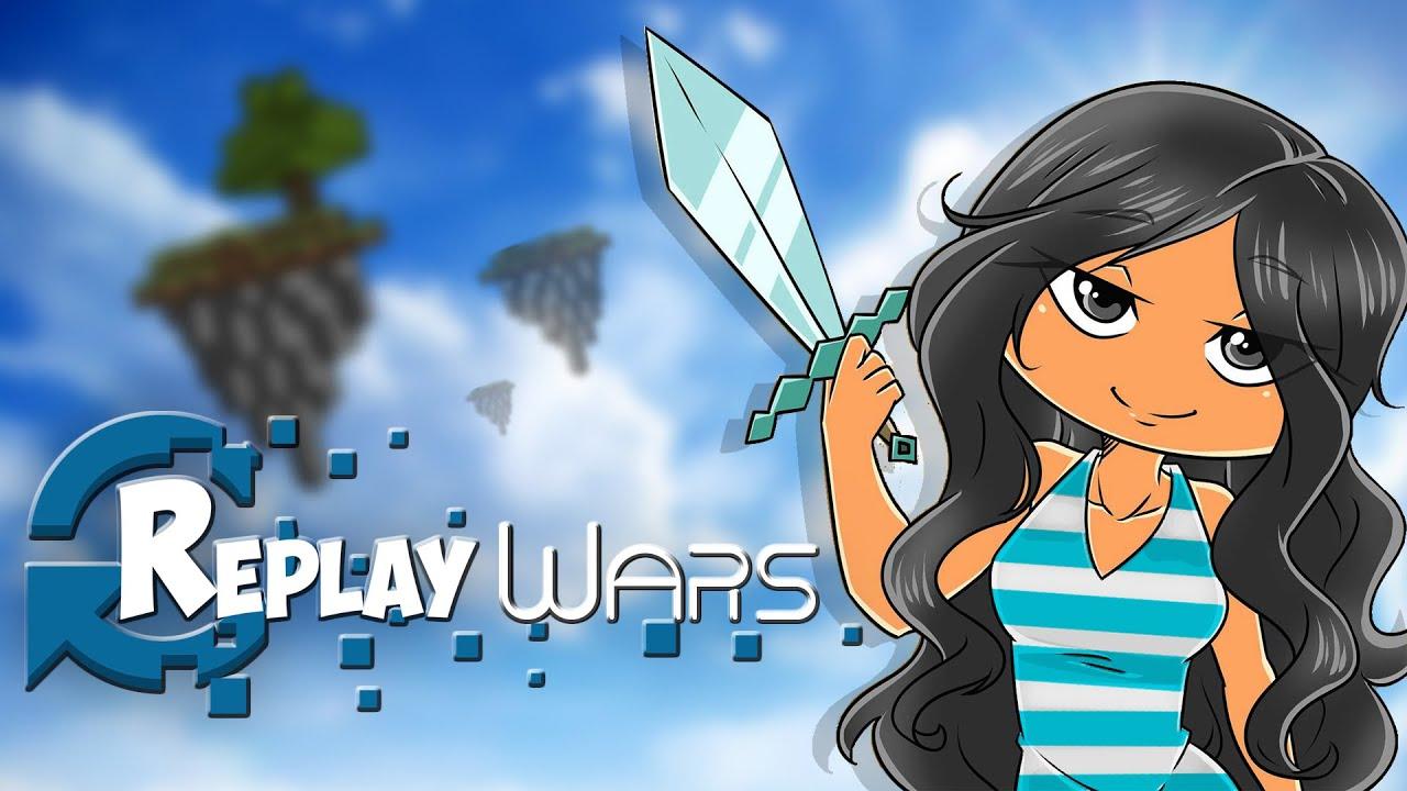 Replay Wars #1 : Skywars with Replay mod ! - YouTube