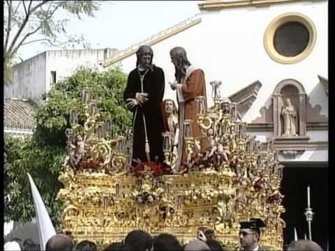 Salida de la Hermandad de San Gonzalo (Sevilla) - Lunes Santo 2008