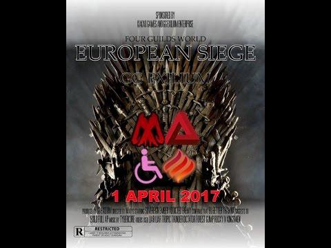 BDO Europe Siege Trailer
