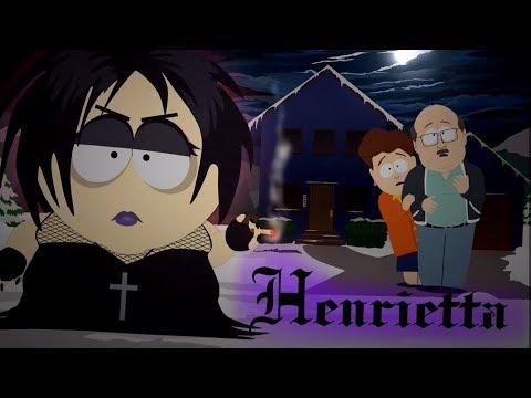 HENRIETTA...(VAMP KIDS FIGHT)