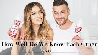 How well do we know each other? |  Lydia Millen & Ali Gordon