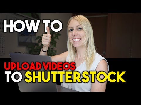 How to upload videos to Shutterstock using FTP client