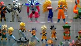Figures Gashapon Dragon Ball II part 図ドラゴンボール