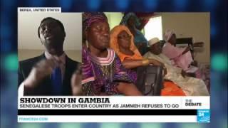 Gambia   Jammeh is like Jawara on steroids