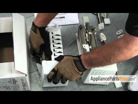 How To Repair An Ice Maker — Ice Maker Repair & Troubleshooting