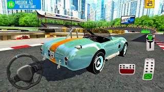 Multi Floor Garage Driver Ep9 -  Car Game IOS Android gameplay