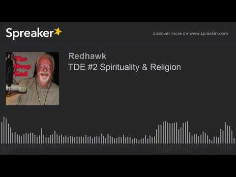 TDE #2 Spirituality & Religion