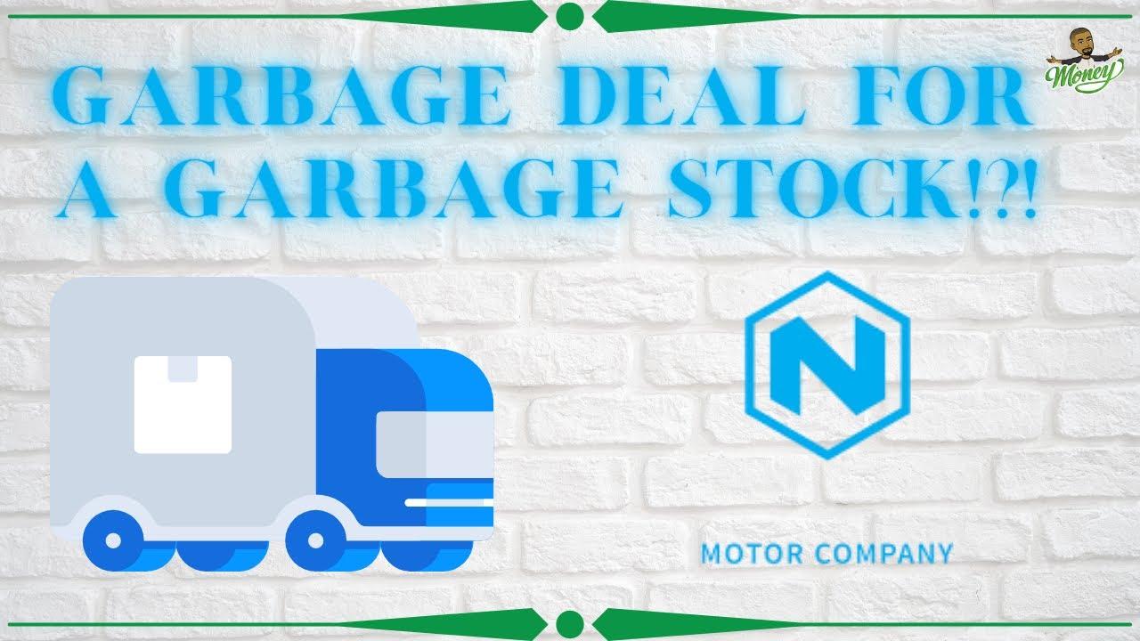 Nikola & Republic Services Garbage Truck Deal | Buy NKLA stock now?