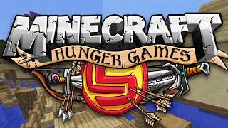 Minecraft: WOUNDED ANIMAL - Hunger Games Survival w/ CaptainSparklez