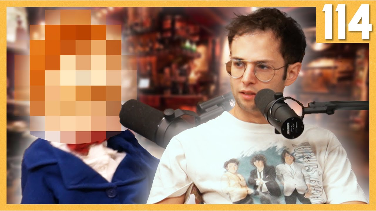 Our Most Controversial Guest Ever - The TryPod Ep. 114