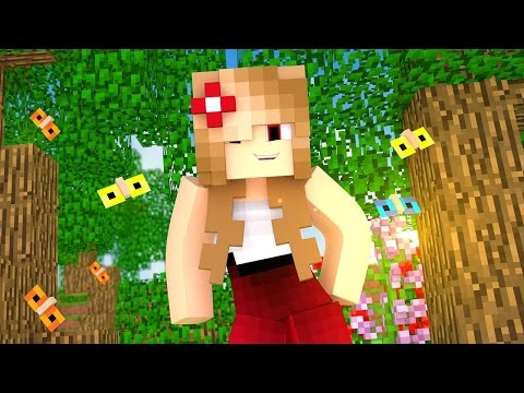Beautiful Goddess! | Minecraft Life Ep.2