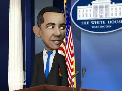 Obama Explains The Dodd Frank Wall Street Reform Act to Jon Stewart