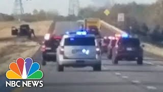 10-Year-Old Boy Steals Mom's Car, Chased By Police At 100 MPH | NBC News