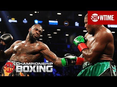 Wilder vs. Ortiz: Recap   SHOWTIME CHAMPIONSHIP BOXING