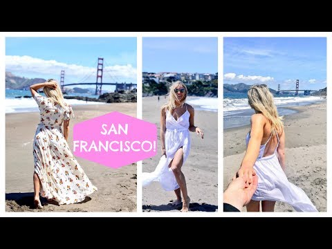 San Francisco Travel Vlog! WHAT TO DO IN SAN FRANCISCO | EmTalks West Coast Pacific Highway Roadtrip