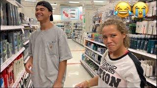 Mens/Teen Boys Hygiene Shopping W/ My Brother 🤦♀️😂