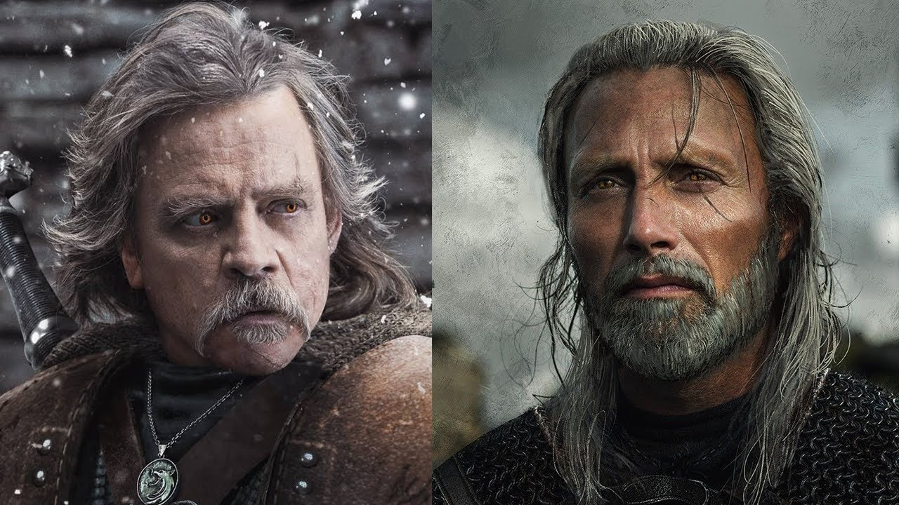 THE WITCHER Season 2 Casting Update Explained - Mark Hamill, Mads Mikkelsen, Kristofer Hivju thumbnail