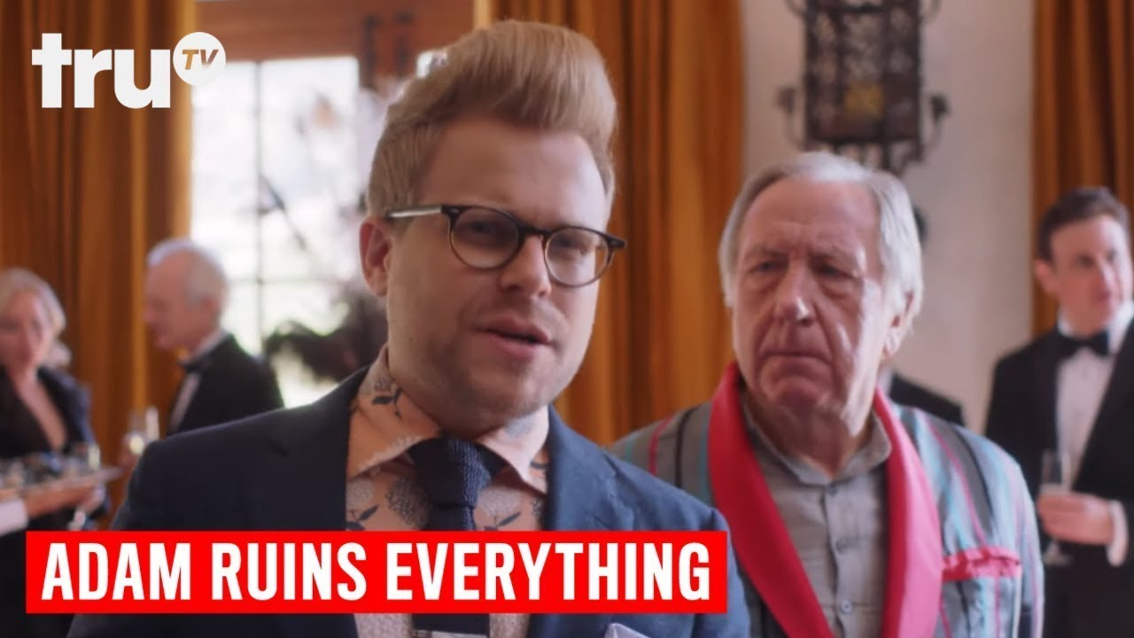 Download Adam Ruins Everything - Why Billionaire Philanthropy is Not So Selfless | truTV