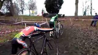 Peel Park Cyclo cross Bradford climb