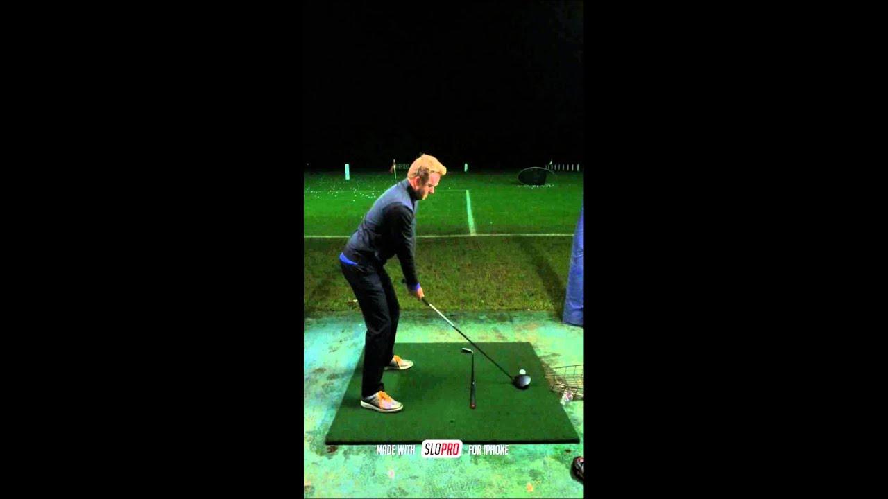 Golf Swing 21st Jan 15 new swing