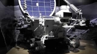 LUNOKHOD 2 (LUNAR ROVER) - FULL-SCALE REPLICA : ルノホート2号(ソビエト連邦「ルノホート計画」月面探査車)
