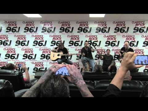 Drowning Pool - Bodies (live acoustic)
