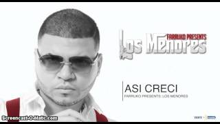 Video Farruko - Así Crecí (Audio) download MP3, 3GP, MP4, WEBM, AVI, FLV Juli 2018