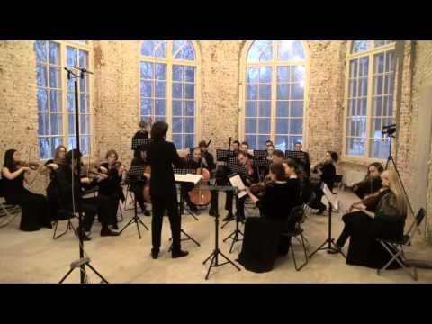 Йозеф Гайдн - Трио для баритона, альта и виолончели № 47 соль мажор