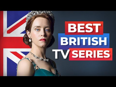 The 6 Best British TV Series To Learn English
