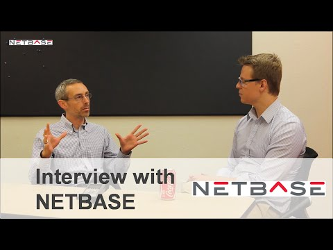 NetBase | Interview with its Chief Innovation Officer & Co-Founder - Michael Osofsky