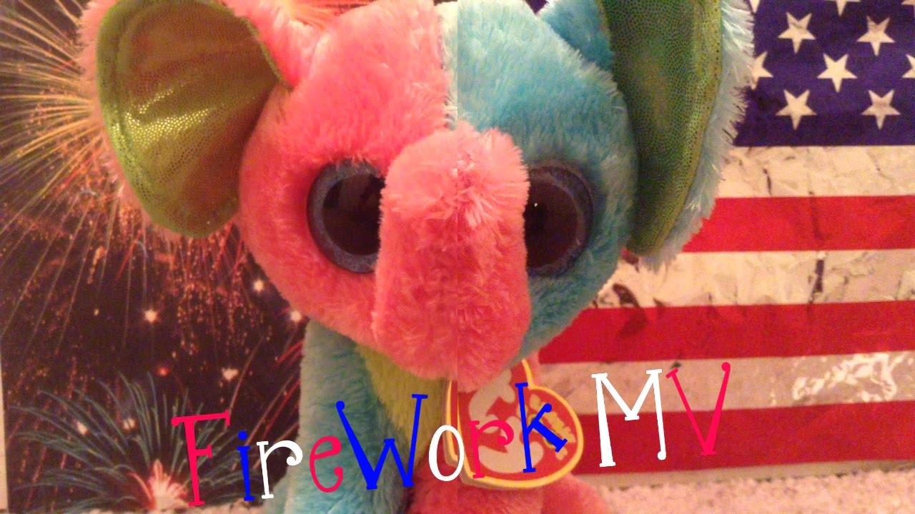 Beanie Boo Firework MV Happy 4th of July!  - YouTube bf59f86d909