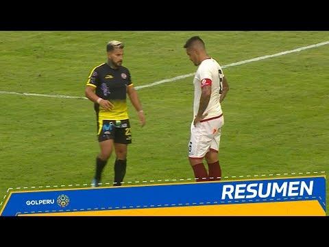 Resumen: UTC vs. Universitario de Deportes (0-0)