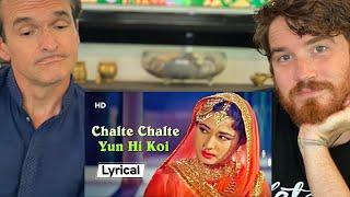 Chalte Chalte Yun Hi Koi REACTION!! | Pakeezah (1972) | Meena Kumari, Kamal Kapoor